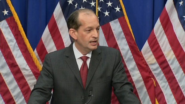 [NATL] Acosta Defends Handling of Epstein Case While  U.S Attorney in South Florida