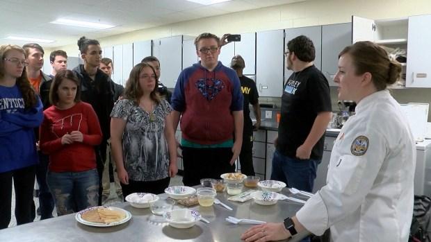 [NATL] 'Adulting Class' Teaches Kentucky High Schoolers 'Real World' Skills