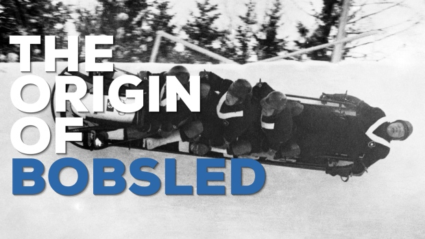 How Did Bobsled Get its Name? 3 Lies and a True Story