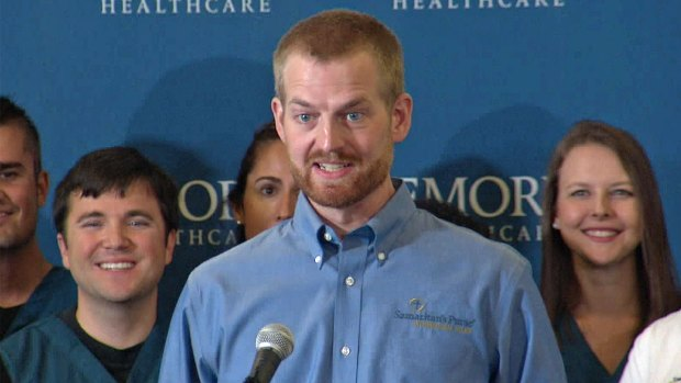 """[DFW]Brantly: """"I Am Thrilled to Be Alive"""""""