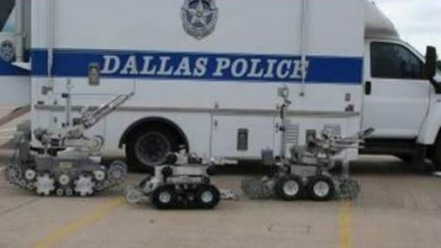 [DFW] Dallas Police Used Robot to End Standoff with Suspect