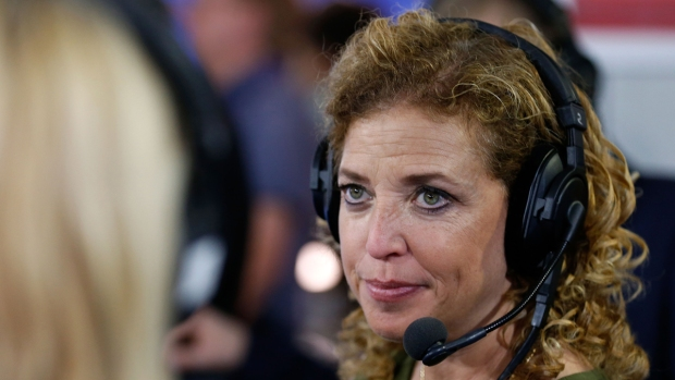 DNC Chair to Step Down After Convention in Philadelphia