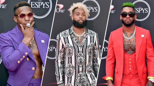 [NATL-LA] ESPYS 2018: Athletes, Celebs Hit the Red Carpet