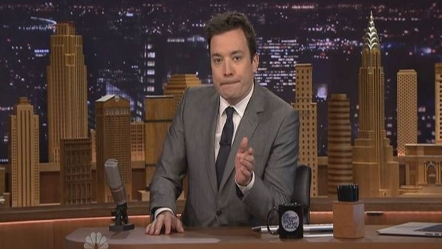 "[CHI] Fallon Talks ""Polar Plunge"" on ""Tonight Show"""