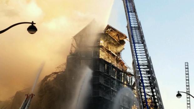 [BAY] SF Firefighters Gain Upper Hand in Massive Fire