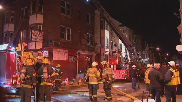 PHOTOS: Frankford Avenue Fire