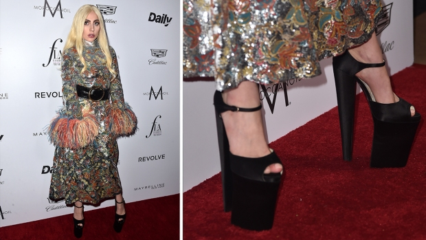 Lady Gaga's Outrageous Style