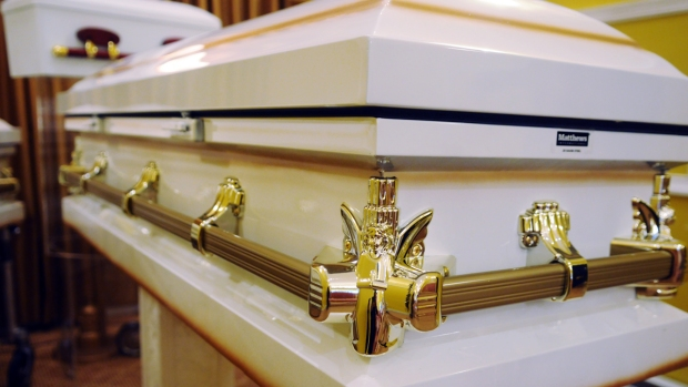 [PHI] Child, Infant Caskets Prepared for Gesner Street Burials