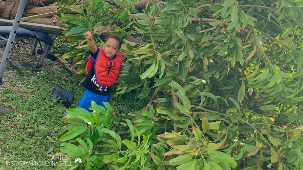 [NATL] Florida Boy Who Survived Dorian Gets Heartwarming Return From Classmates