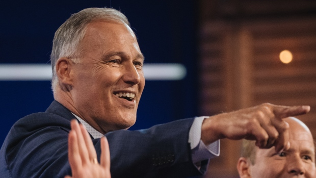 Everything Jay Inslee Said During Night 1 of the Democratic Debate in Miami