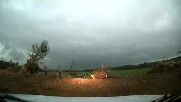 Good Samaritans Rush to Save People After Canton Tornado