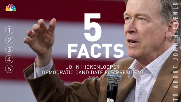 [NATL] 5 Facts: John Hickenlooper