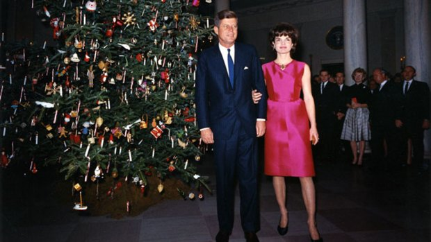 [NATL] White House Christmas Trees Through the Years