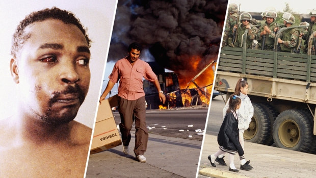 [NATL-LA] Dramatic Photos of the 1992 LA Riots