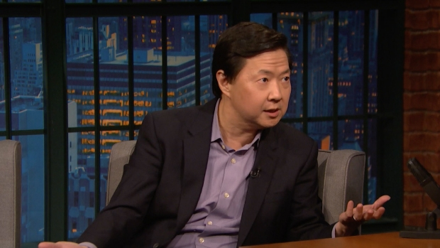 [NATL] 'Late Night': Ken Jeong Wants to Host the Oscars