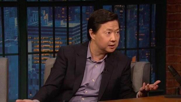 [NATL] 'Late Night': Ken Jeong Wants to Host the Oscars