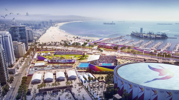 [NATL-LA] How the 2024 Olympics Could Show Off LA's Natural Beauty