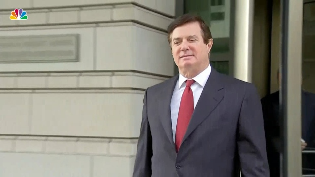 Paul Manafort Guilty on 8 Fraud Counts