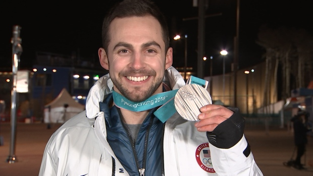 [NATL] Chris Mazdzer Knows the Importance of His Luge Medal
