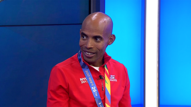 [NATL-DGO] Marathoner Meb Keflezighi Talks Racing With NBC 7