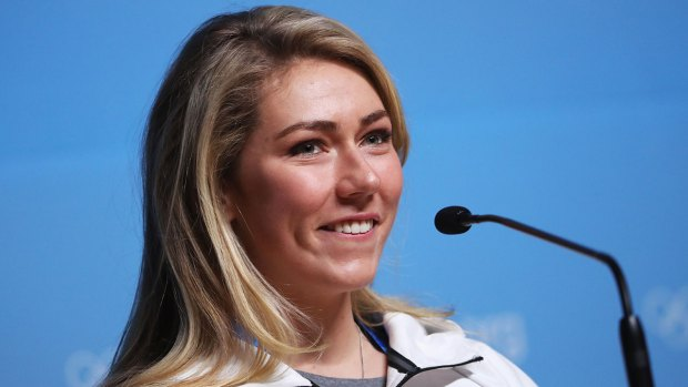 Shiffrin Dismisses Comparisons to Phelps