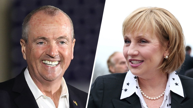 Polls Open as New Jersey Picks New Governor