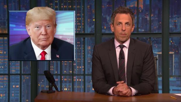 [NATL] 'Late Night': A Closer Look at Republican Reaction to Trump-Putin Summit