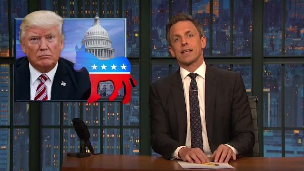 [NATL] 'Late Night': A Closer Look at Trump Lie About 'Voter Fraud'
