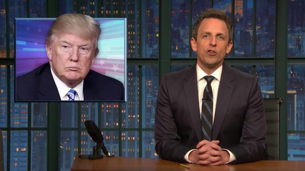 [NATL] 'Late Night': A Closer Look at Trump's Move to Release Controversial Russia Memo
