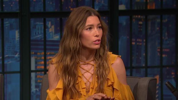 [NATL] 'Late Night': Jessica Biel Talks About Season Two of 'The Sinner'