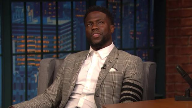 'Late Night': Kevin Hart Has Bootleggers to Thank for His Career