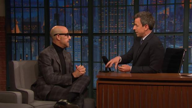 [NATL] 'Late Night': Stanley Tucci Talks About 'A Private War'