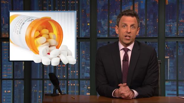 [NATL] 'Late Night': Checking in on Prescription Drug Prices