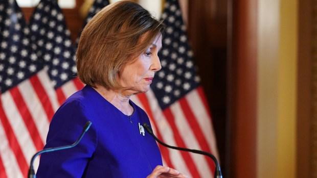 [NATL] Pelosi's Full Statement Announcing Impeachment Inquiry Against Donald Trump