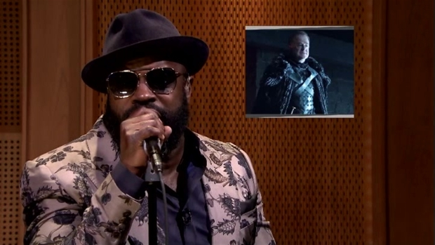 [NATL] 'Tonight Show': The Roots 'Game of Thrones' Rap