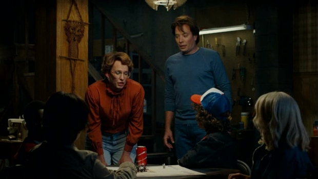 [NATL] 'Tonight Show': Barb Returns to 'Stranger Things'