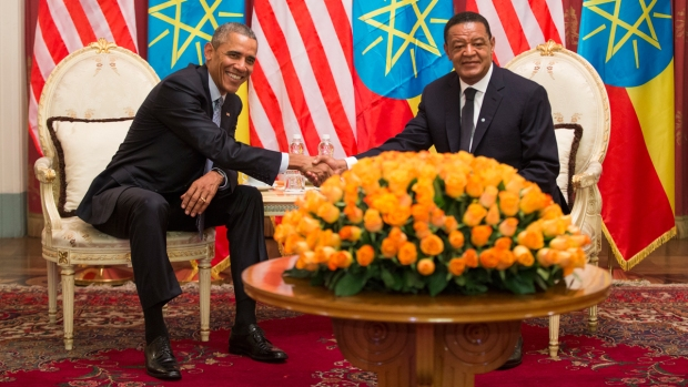 [NATL] Barack Obama's First Trip to Kenya, Ethiopia as President