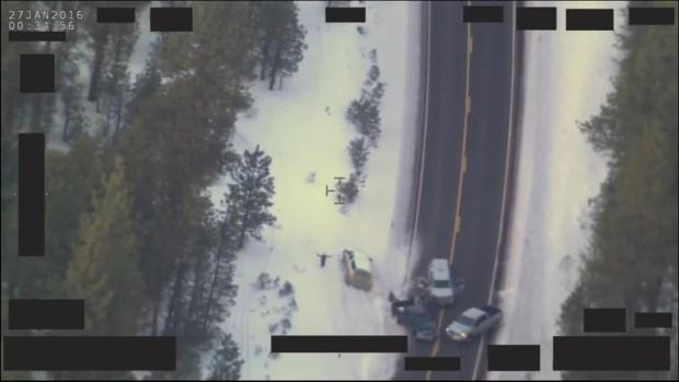 [NATL] FBI Airplane Shows Fatal Oregon Stop