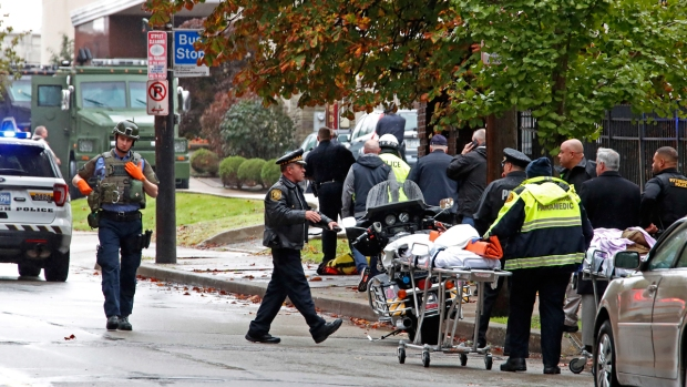 [PHI] 11 Killed in Shooting in Pennsylvania Synagogue