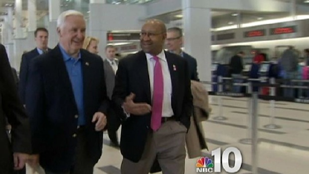 [PHI] Mayor Nutter and Gov. Corbett Make Their Way to Rome