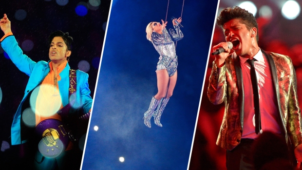 Memorable Super Bowl Halftime Shows