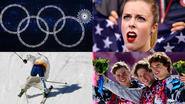 [COPY-SD-ENT] Victory and Defeat: Most Memorable Moments of the 2014 Sochi Olympics