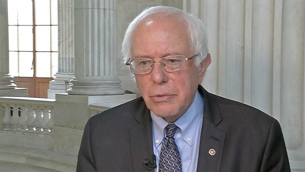 [NATL] Sen. Sanders Announces White House Bid