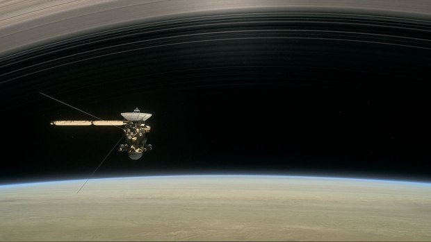 [NATL-LA] Cassini Mission: A Look at What We Learned
