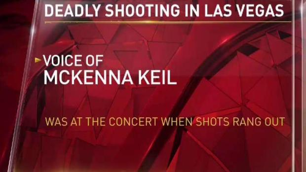 [NATL-DFW] Las Vegas Concert Attendee Describes Shooting