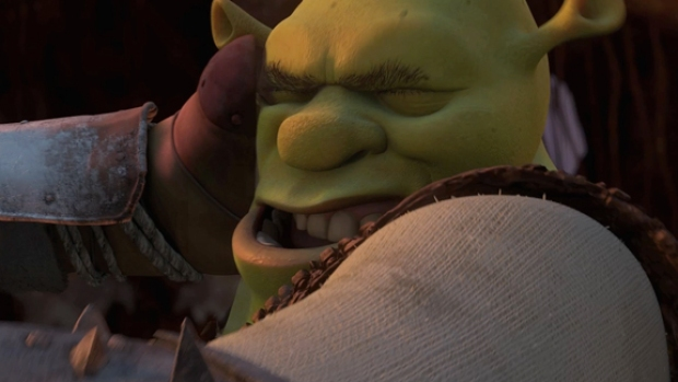"[NATL] New ""Shrek Forever After"" Hits the Tubes"