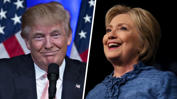 [PHI] Donald Trump, Hillary Clinton Win More States