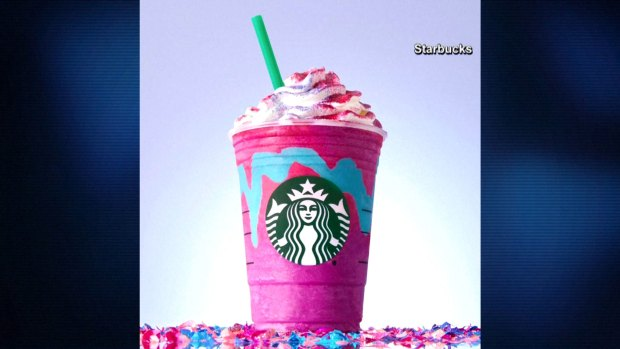 [NATL] Starbucks to Sell Unicorn Frappuccino