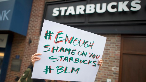 [PHI] Listen: Manager's 911 Call for Arrest of 2 Black Men at Starbucks
