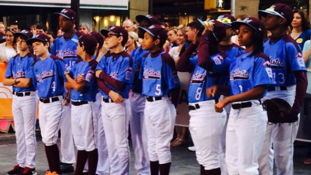 [PHI] Philadelphia's Taney Dragons to Walk in Macy's Thanksgivings Day Parade
